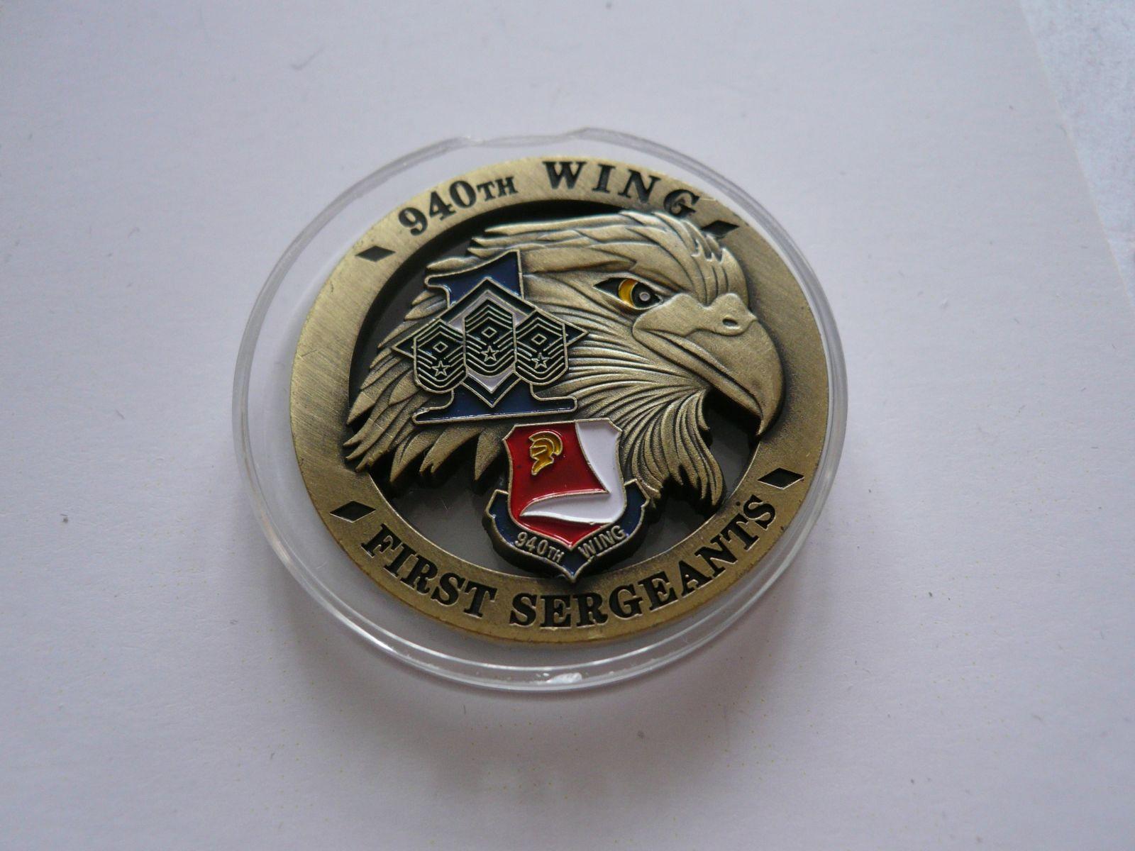 First Sergeants ? 40mm, USA