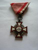Kříž Verdienste, původní stuha, Rakousko