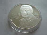 Krtek - Zdeněk Miller, Ag medaile ? 50mm, ČR