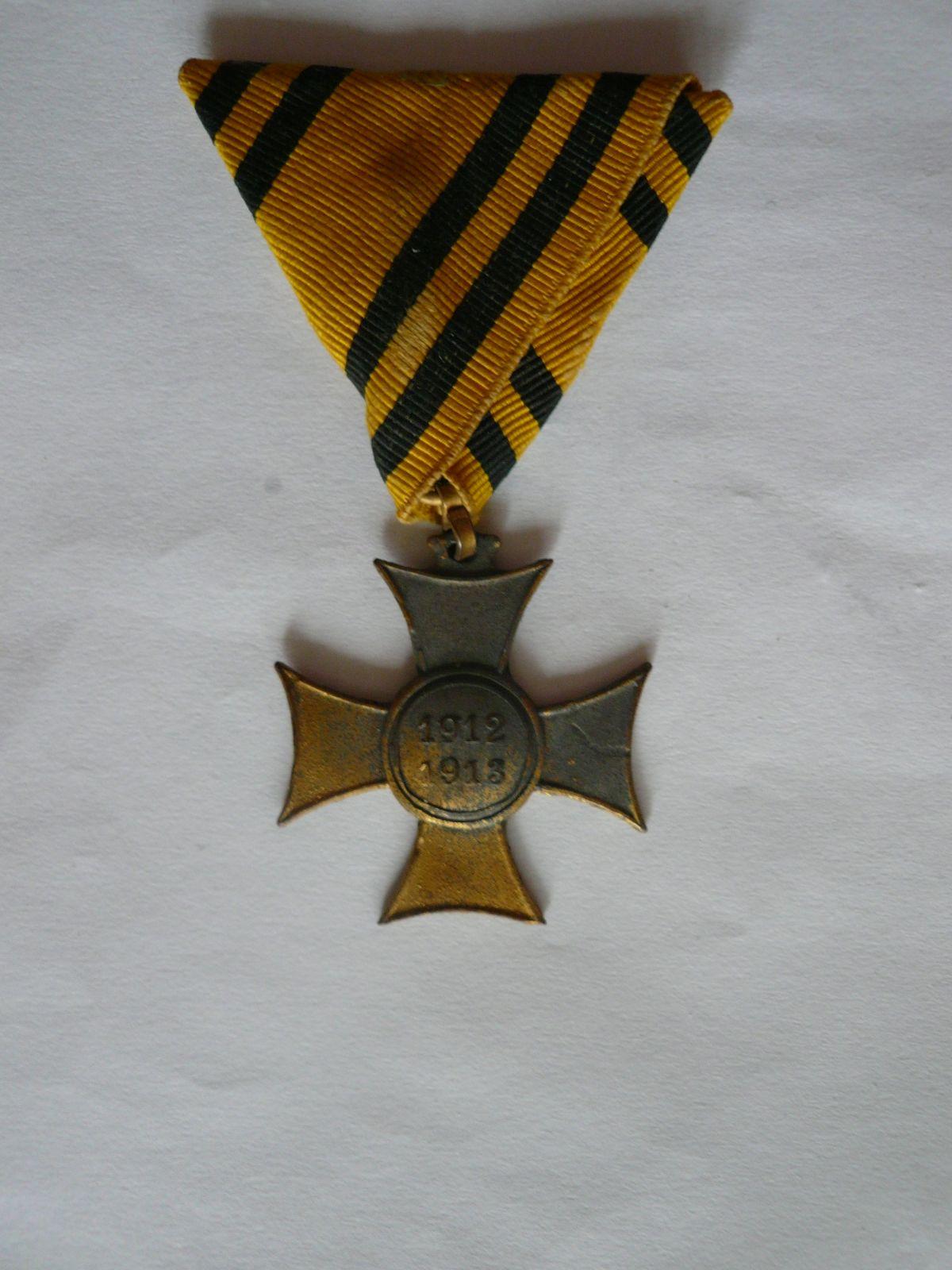 Mobilizační kříž 1913, Rakousko