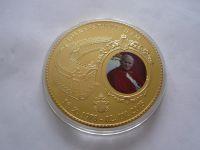 papež Jan Pavel II. průměr 70mm, ČR
