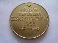 přebor republiky 1955, ČSR