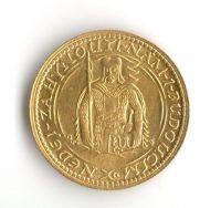 Svatováclavský 1 Dukát (1926-Au 986-3,49g), stav 0/0 pěkná patina hr., raženo 58.669 ks.