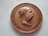 světová výstava ve Vídni, 1873, měď ? 70mm, Rakousko