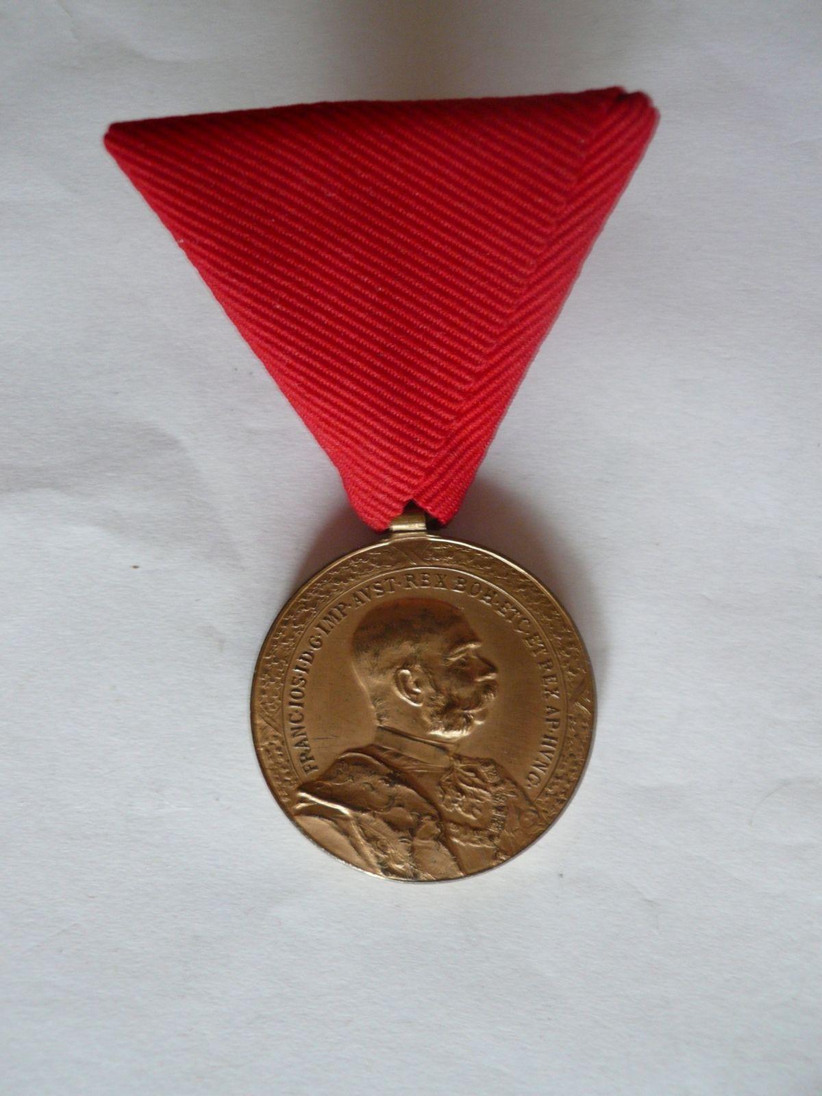 Za 40 let řádné služby, František Josef I., Rakousko