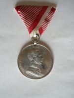 Za statečnost, Ag 1.tř., 1914-17, František Josef I., Rakousko
