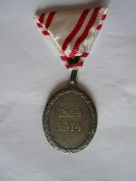 Záslužná medaile ČK, stříbrná 1914, Rakousko