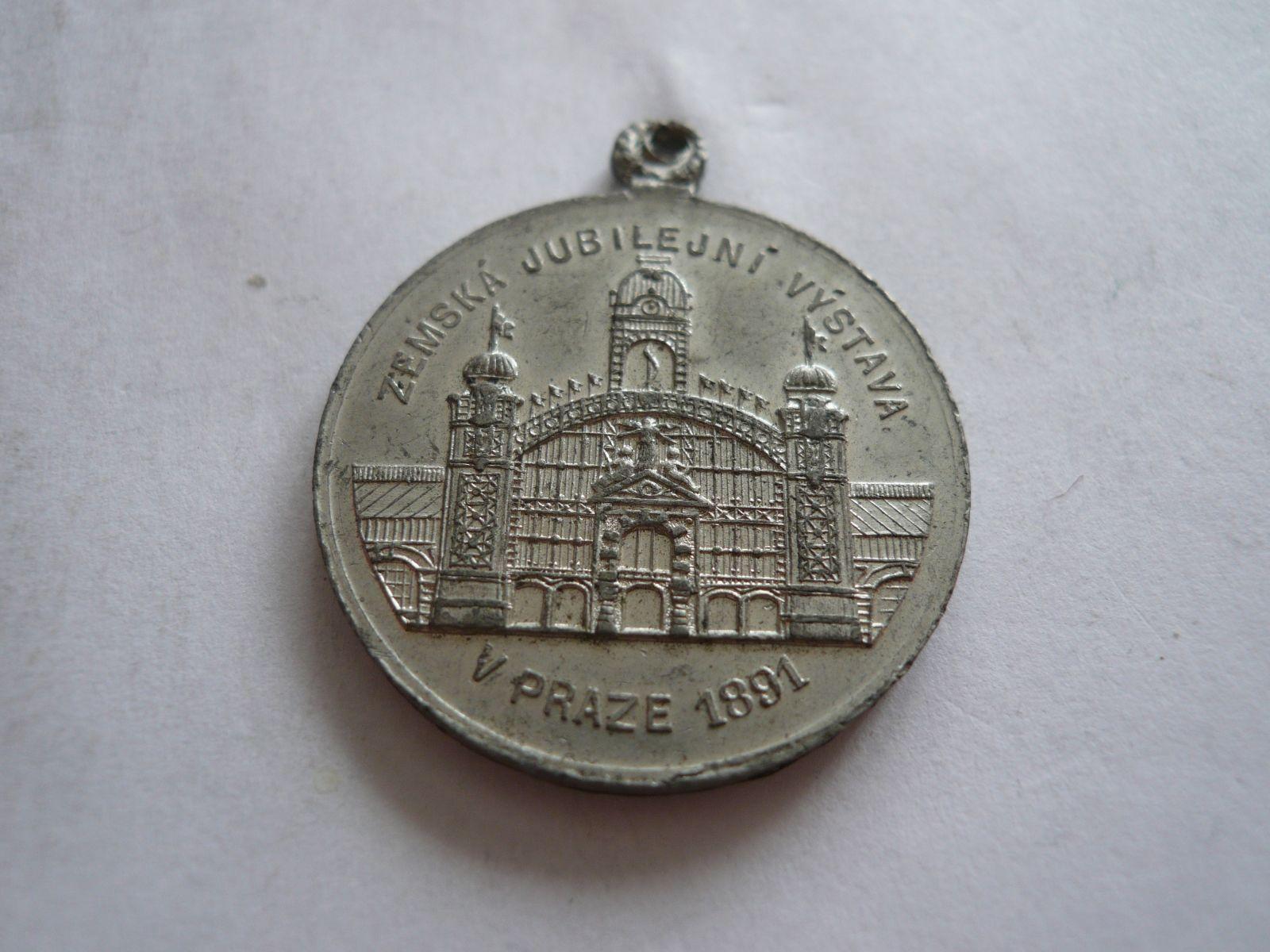 zemská jubilejní výstava v Praze 1891
