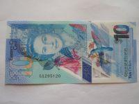 10 Dollars, Alžběta II., Východní Karibik