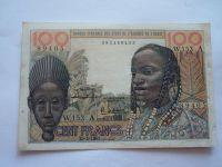 100 Frank, 1961, Výchdoní Afrika