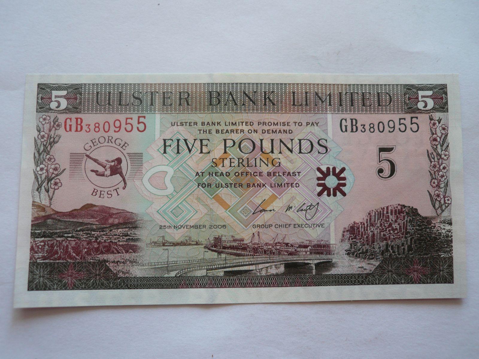 5 Pounds, 2006 Irsko