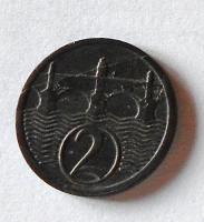 ČSR 2 Haléř 1923