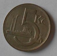 ČSR 5 Koruna 1926