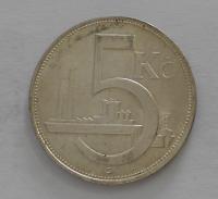 ČSR 5 Koruna 1928