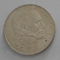 ČSSR 25 Koruna 1969 Purkyně