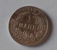 Německo 1 Marka 1900 A
