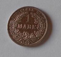 Německo 1 Marka 1902 A