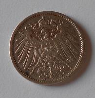 Německo 1 Marka 1902 D
