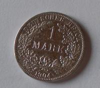 Německo 1 Marka 1904 A