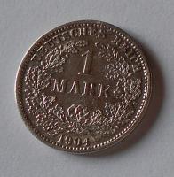 Německo 1 Marka 1904 D