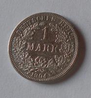 Německo 1 Marka 1904 F