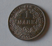 Německo 1 Marka 1905 A