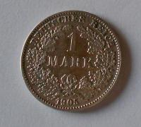 Německo 1 Marka 1905 G