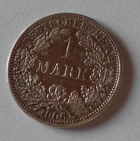 Německo 1 Marka 1906 F