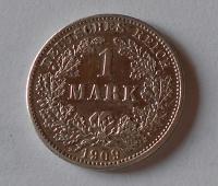 Německo 1 Marka 1909 D