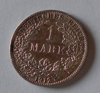Německo 1 Marka 1912 A
