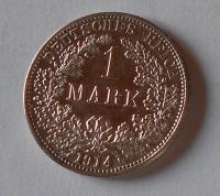 Německo 1 Marka 1914 F