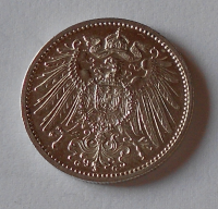 Německo 1 Marka 1914 G