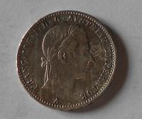 Rakousko 1/4 Gulden/Zlatník A