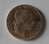 Rakousko 1 Gulden/Zlatník 1871 A