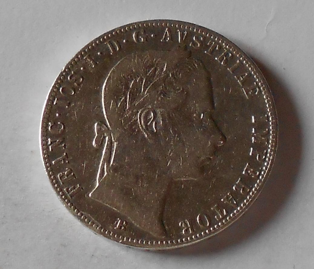 Rakousko 1 Gulden/Zlatník 1892