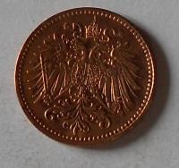 Rakousko 1 Haléř 1912 pěkná