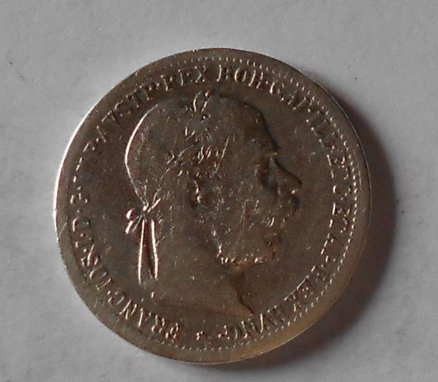 Rakousko 1 Koruna 1895