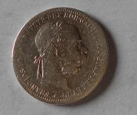 Rakousko 1 Koruna 1898