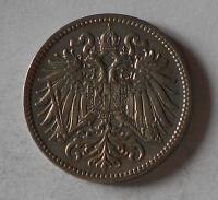 Rakousko 10 Haléř 1910