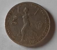 Rakousko 5 Koruna 1848-1908, 60 let