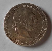 Rakousko 5 Koruna 1900