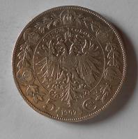 Rakousko 5 Koruna 1900 stav