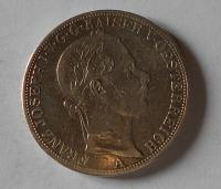 Rakousko Tolar spolkový 1859 A