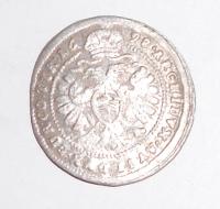 Rakousko – Vídeň 1 Krejcar 1698 Leopold I.