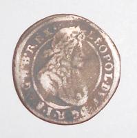 Slezsko – Břeh 1 Krejcar 1697 Leopold I.