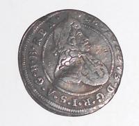Slezsko – Břeh 1 Krejcar 1698 Leopold I.