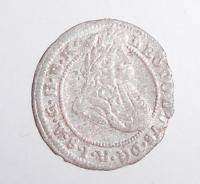 Slezsko – Břeh 1 Krejcar 1699 Leopold I.