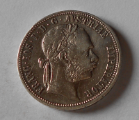 Uhry 1 Gulden/Zlatník 1859 B