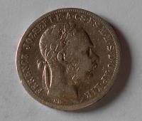 Uhry 1 Gulden/Zlatník 1892 KB