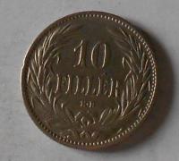 Uhry 10 Filler 1895 KB stav